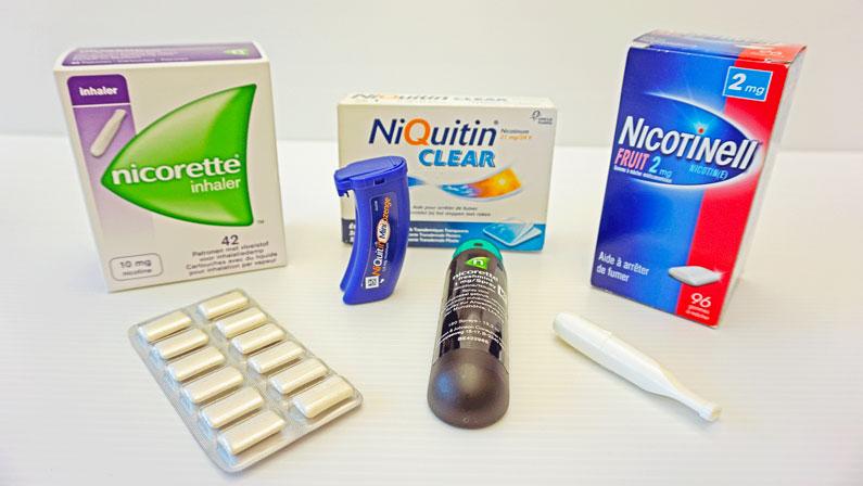 Les substituts nicotiniques pour arrêter de fumer