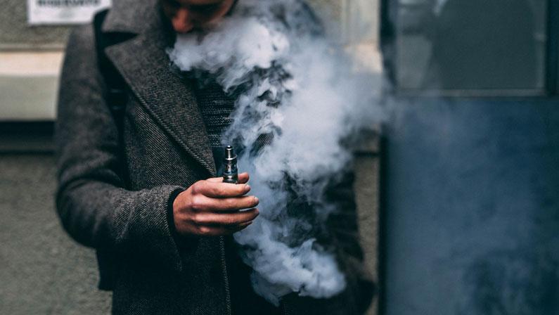 Remplacer le tabac par la cigarette électronique